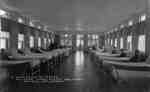 Infirmary Interior at the Military Convalescent Hospital, 1918