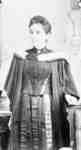 Miss Nettie Burkholder, c.1885