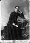 Miss Nettie Burkholder, c.1888
