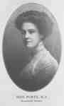 Miss Porte, 1913