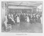 Guests at Conversazione, February 1910