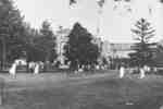 Tennis at the Ontario Ladies' College, c.1920