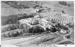 Aerial View of the Ontario Ladies' College, 1920