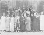 Former Students of Ontario Ladies' College at Golden Jubilee, June 1924