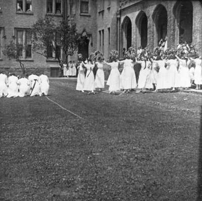 May Court Festival, May 1912
