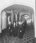 Ontario Ladies College Graduation Procession, June 1919