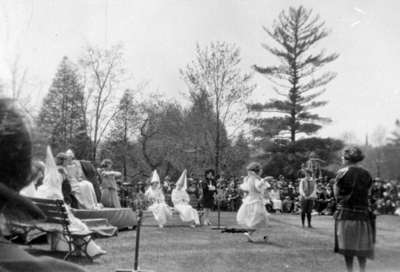 Ontario Ladies' College May Court Festival, May 24, 1924