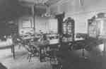 Study Hall at Ontario Ladies' College, c.1930