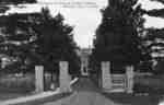 Ontario Ladies' College Gates, c.1908