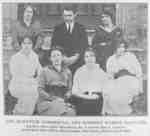 Faculty at Ontario Ladies' College, 1914