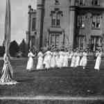Flower Dance at Ontario Ladies' College, May 1912