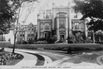 Ontario Ladies' College, c.1925