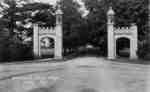 Ontario Ladies' College Gates, c.1925