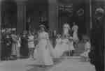 Procession of the May Queen at Ontario Ladies' College, May 24, 1935