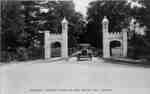 Ontario Ladies' College Memorial Gates, c.1930