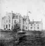 Trafalgar Castle, c.1862