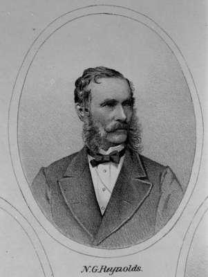 N.G. Reynolds, 1877