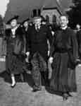 Hamer Greenwood, his Wife and Rev. E. Ralph Adye, September 4, 1938