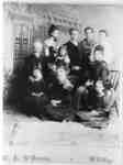 Greenwood Family Portrait, 1887