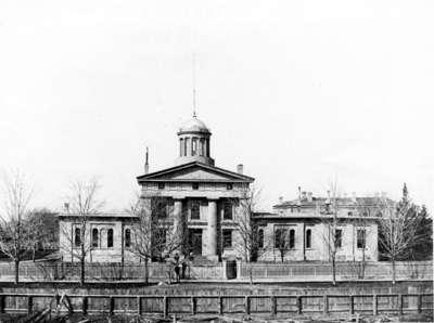 Ontario County Courthouse, c.1895