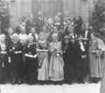 Former Ontario Ladies' College Students at the Golden Jubilee, June 1924