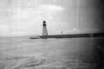 Port Whitby lighthouse, 1942