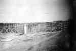 Construction of Brock Street Bridge over 401, June 1941