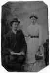 Portrait of an Unidentified Man and an Unidentified Woman