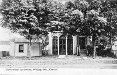 The Armories, c.1906