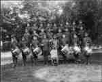 182nd Battalion Bugle Band, 1915