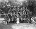 182nd Battalion Band, c.1916