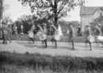 116th Battalion Soldiers Marching East on Dundas Street, 1916