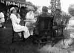 Garden Party for Soldiers at Inverlynn, 1917