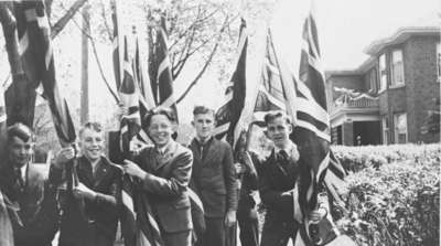 VE Day Parade, 1945