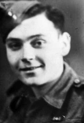 Portrait Photograph of Leslie Perry, 1943