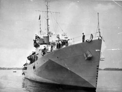 H.M.C.S. Whitby, 1944