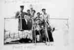 Crew Members of H.M.C.S. Whitby, 1944