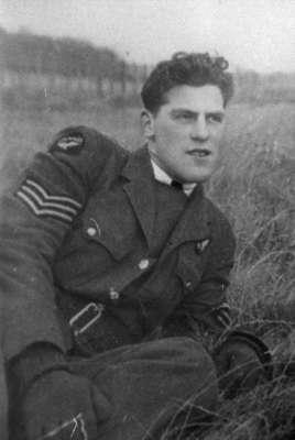 Portrait Photograph of William George Kapuscinski, 1942