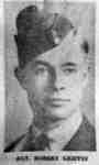 Portrait Photograph of Sgt. Robert George Griffin, c.1943