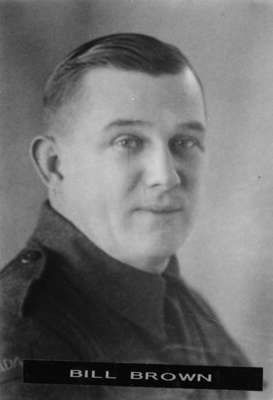Portrait Photo of Bill Brown