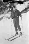 Photo of Jack Town on skis