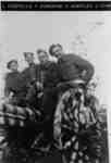 Group Photo of L. Costello, T. Donohue, H. Huntley, J. Town