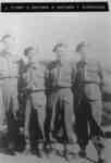 Photo of J. Town, G. Brown, A. Brown, T. Donohue
