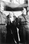 Photo of George Brown, Elizabeth Brown, Alex Brown