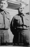 Photo of George Brown and Bill Brown