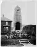 Whitby Cenotaph, c.1930