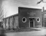 New Legion Hall, Whitby, 1945
