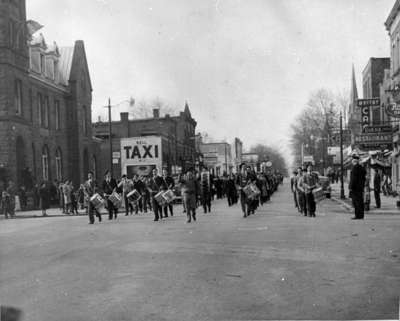 Remembrance Day Parade, November 1947