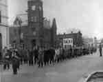 Remembrance Day Parade, November 1947