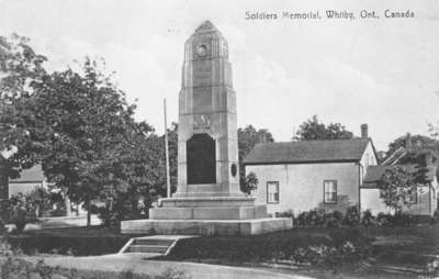 Whitby Cenotaph, c.1925